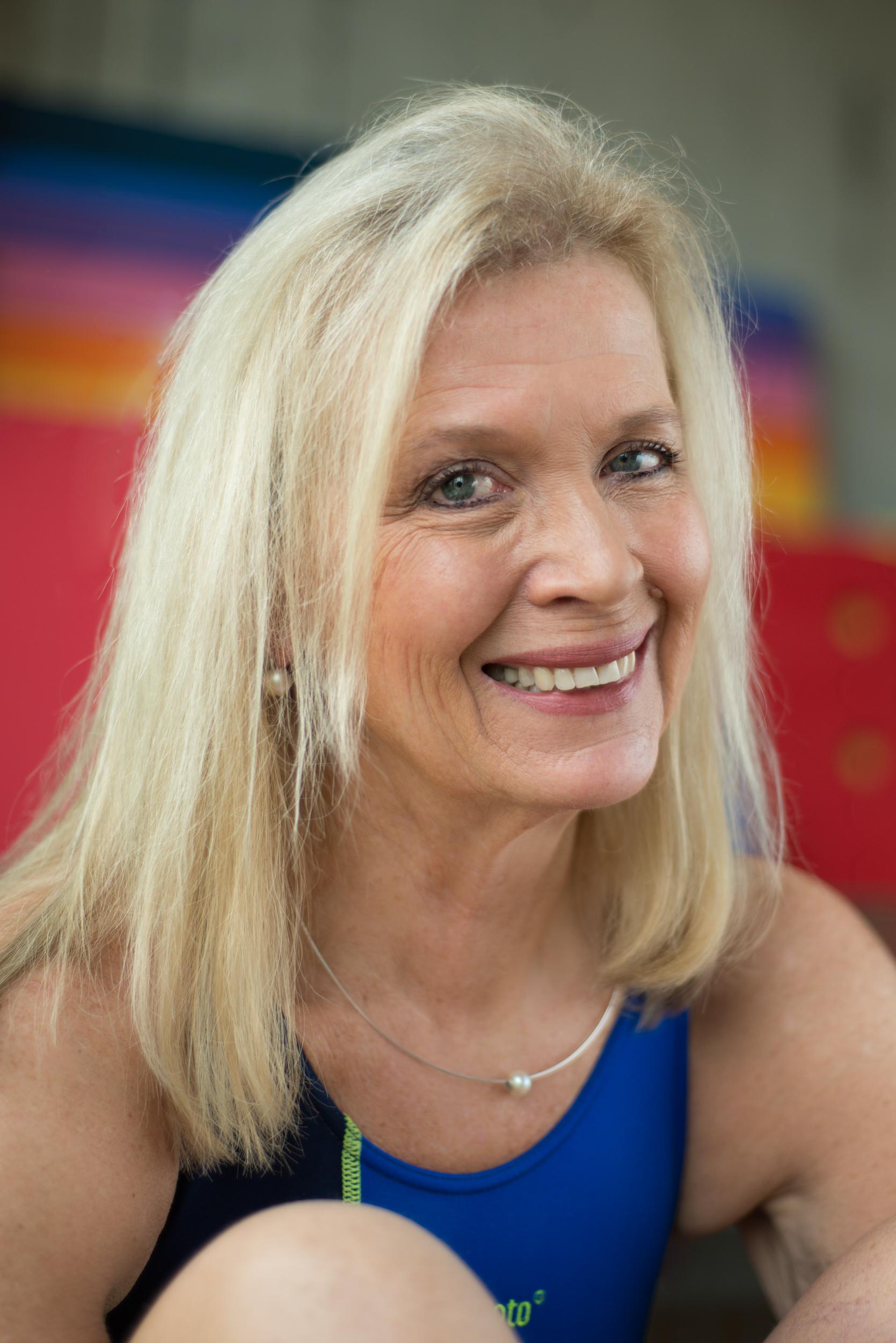 Portrait  Brigitte Schori